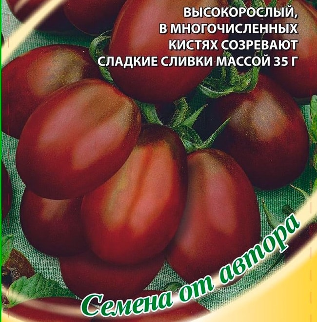 «Монисто-шоколадное»-томат-фото