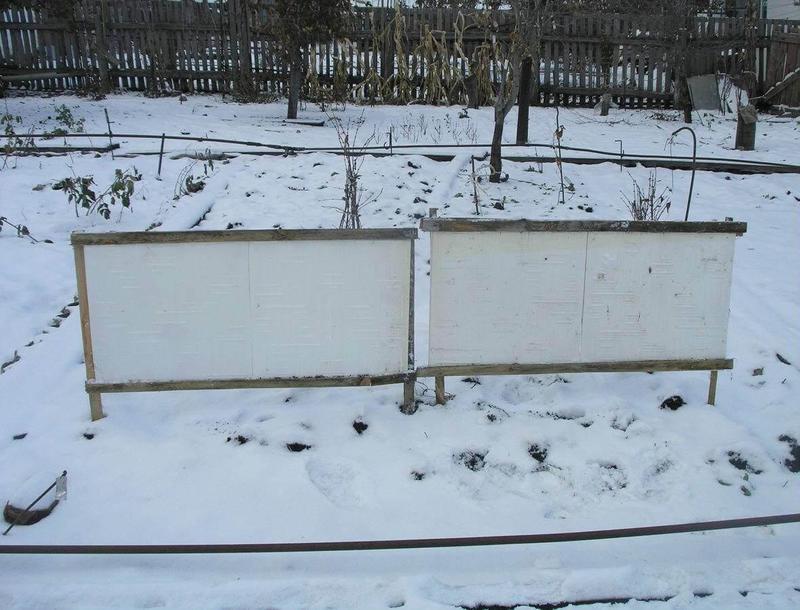 Фото снегодержателей