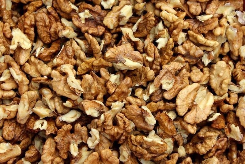 Фото ядер грецкого ореха