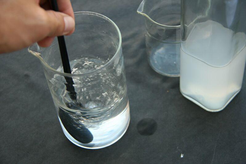Фото разведения янтарной кислоты
