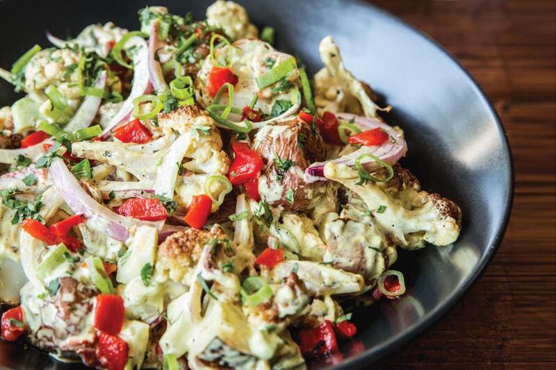 Фото блюда из капустных
