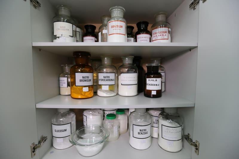 Фото хранения препаратов