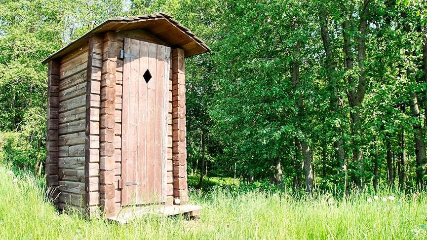 Запах-в-дачном-туалете-фото