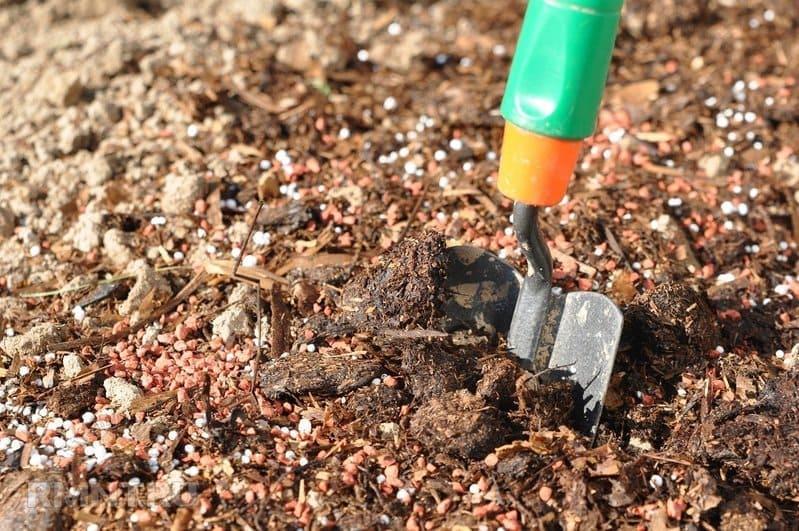 Фото перекопки почвы