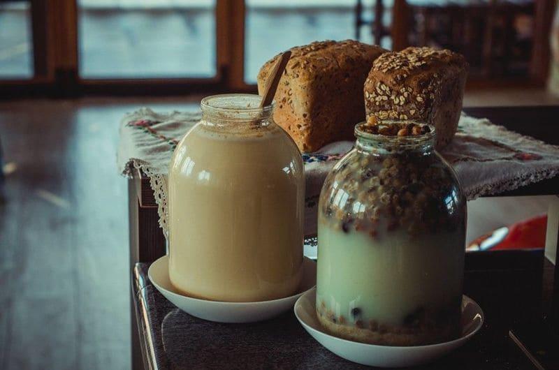 Фото хлебной закваски