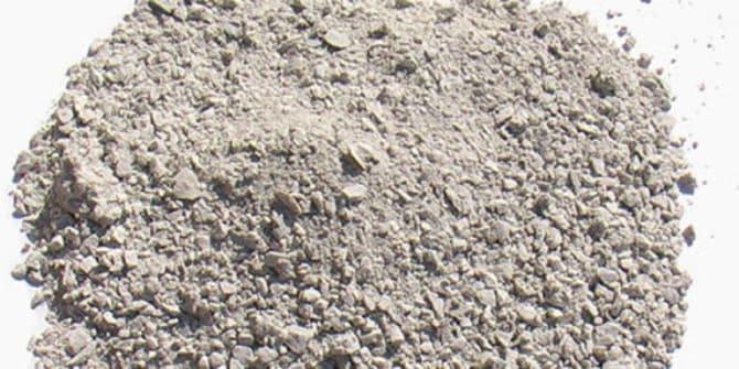 Доломитовая мука и почва
