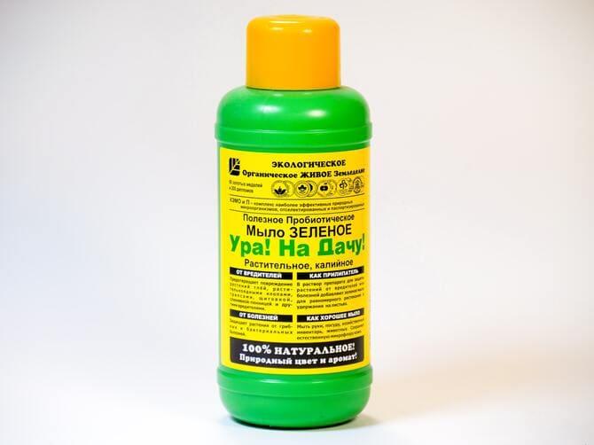 Фото зеленого мыла