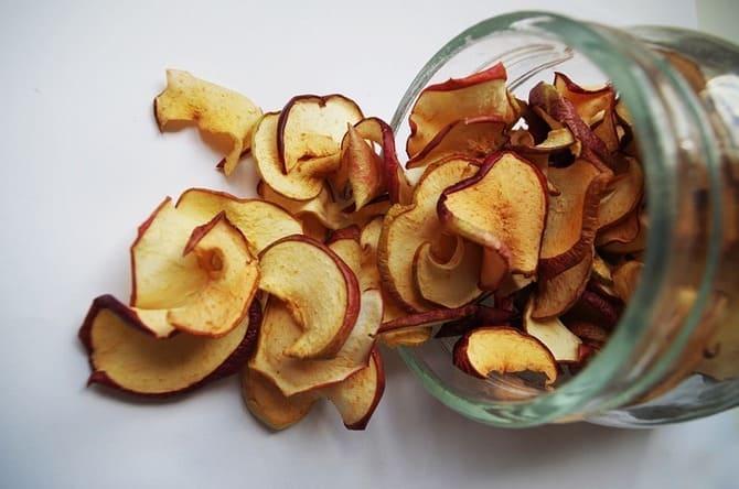 Фото банки с яблоками