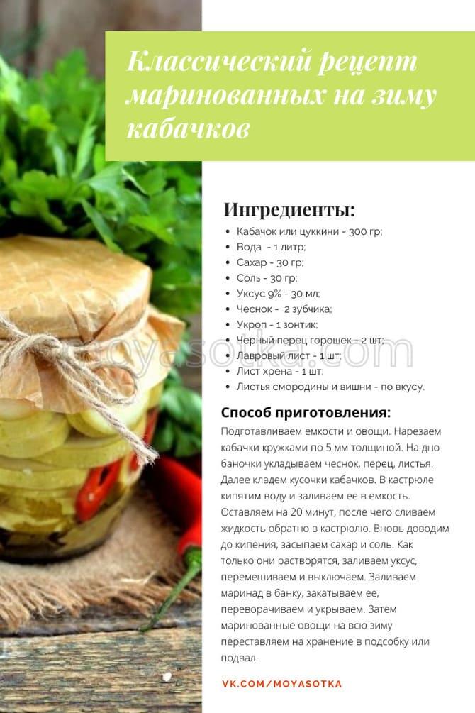 Фото классического рецепта