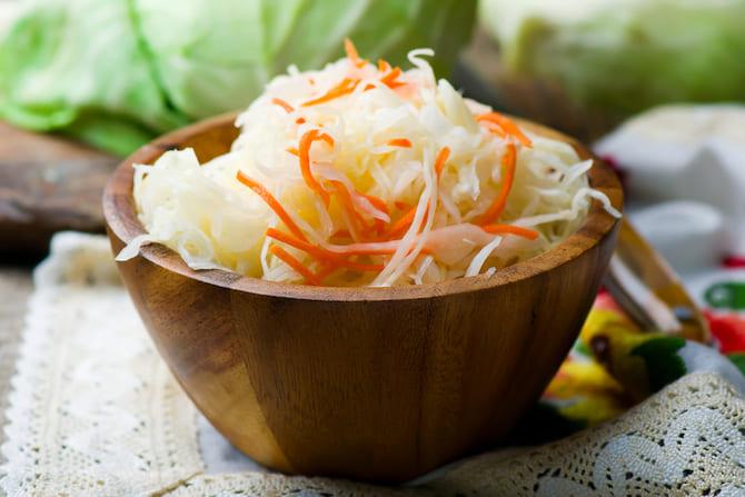 Фото капусты с морковью
