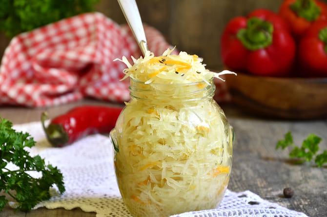 Фото соленой капусты