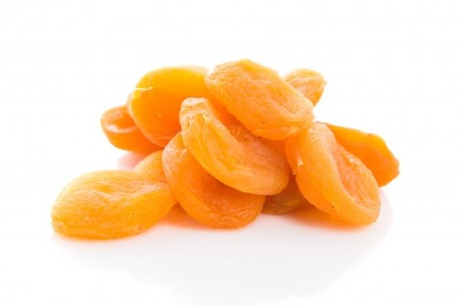 Фото сушеных абрикосов