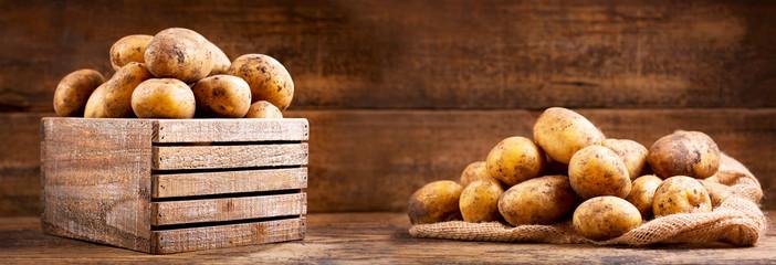 Способы хранения картошки