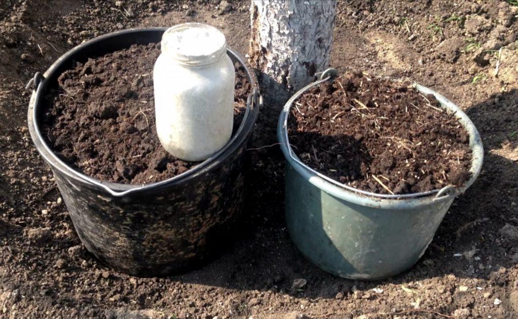 Удобрение для плодовых